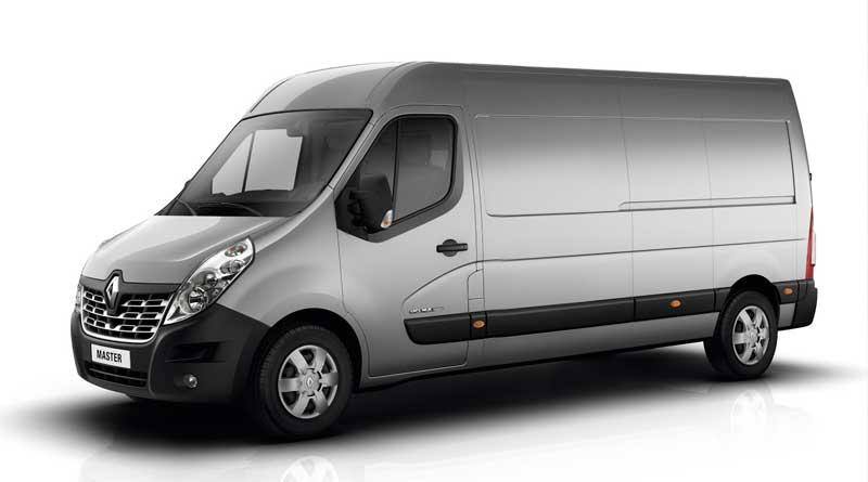 Renault Master Panelvan yük ve eşya taşıma aracı